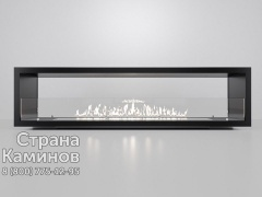 Биокамин Straight 160 Glass