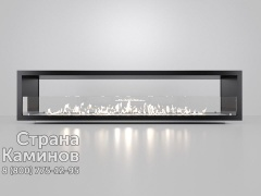 Биокамин Straight 180 Glass